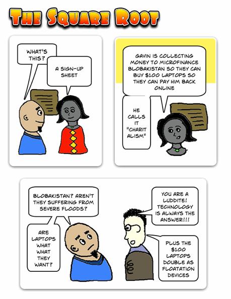 Charitalism